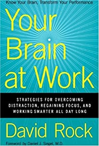 "Cover of ""Your Brain at Work: Strategies ..."