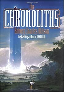 "Cover of ""The Chronoliths"""