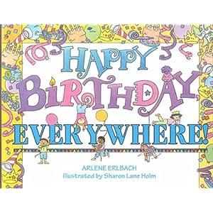 Happy Birthday, Everywhere