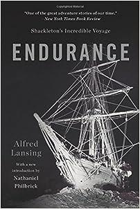 Endurance shakeltons voyage