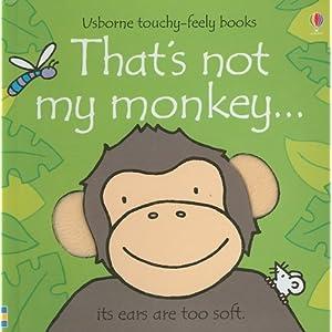 Usborne Touchy Feely book.