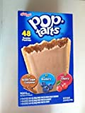 Pop-Tarts Toaster Pastries Variety Pack, 48-Count Pastries
