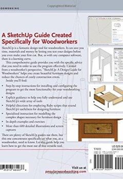 Livres Couvertures de Sketchup: A Design Guide for Woodworkers