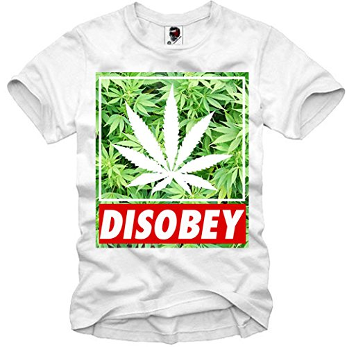 DISOBEY WEED GANJA DIAMOND SUPPLY V12 LAST KINGS DOPE S/M/L/XL