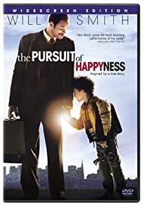 "Cover of ""The Pursuit of Happyness (Wides..."