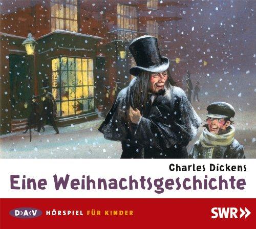 Charles Dickens  - Eine Weihnachtsgeschichte (DAV)