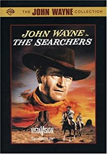 """Cover of """"The Searchers (John Wayne Colle..."""