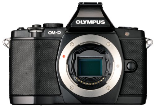 Olympus OM-D E-M5 16MP Live MOS Mirrorless Digital Camera