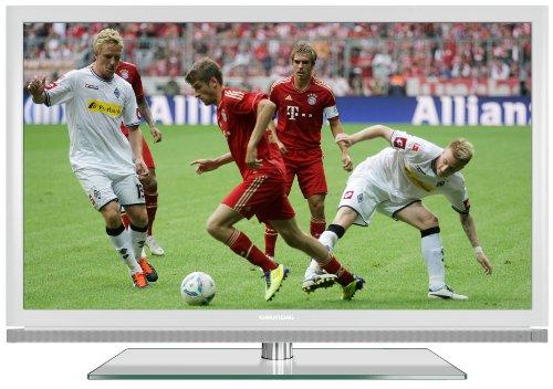 Grundig 26 VLE 8100 WG 66 cm (26 Zoll) LED-Backlight-Fernseher, Energieeffizienzklasse B (HD-Ready, DVB-T/C/S2) weiß