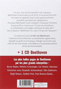 Livres Couvertures de Quand je pense que Beethoven est mort alors que tant de crétins vivent ; Kiki van Beethoven (1CD audio)