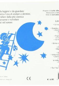 Copertina del libro di Ninnananna ninna-o. Ediz. illustrata