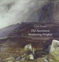 The Annotated Wuthering Heights by Emily Brontë| wearewordnerds.com