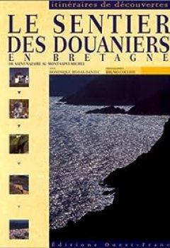 Livres Couvertures de Sentier Des Douaniers De Bretagne
