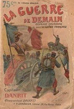 Livres Couvertures de La Guerre De Demain : La Guerre En Rase Campagne