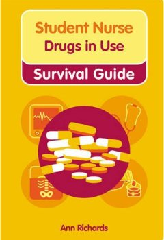 Livres Couvertures de Nursing & Health Survival Guide: Drugs in Use