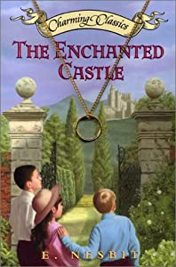 "Cover of ""The Enchanted Castle (Book and ..."