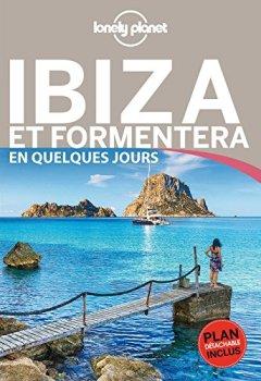 Livres Couvertures de Ibiza et Formentera En quelques jours 2ed