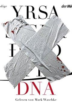 Buchdeckel von DNA (Huldar & Freyja 1)