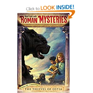Roman Mysteries #1: Thieves of Ostia