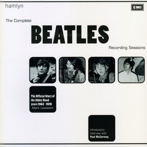 Mark Lewisohn's The Complete Beatles Recording Sessions