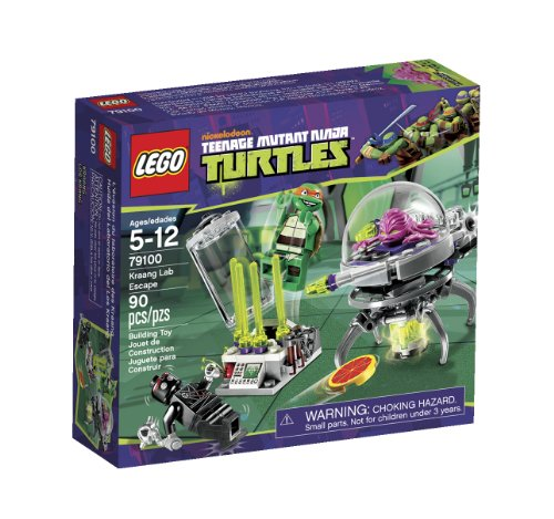 LEGO Building Toys for 5 Year Old Boys - Ninja Turtles