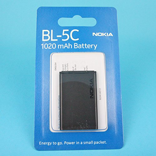 ノキアジャパン 7600 6630 6680 N71 バッテリーパック BL-5C 純正品 並行輸入品