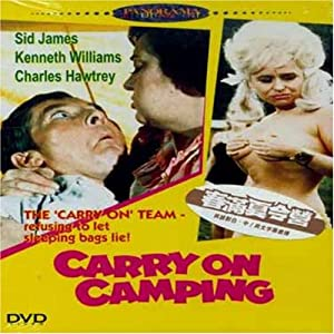 "Cover of ""Carry on Camping"""
