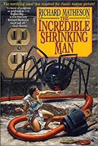 "Cover of ""The Incredible Shrinking Man"""