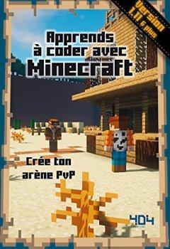 Livres Couvertures de Apprends à coder avec Minecraft
