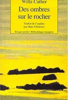 Livres Couvertures de Des Ombres Sur Le Rocher