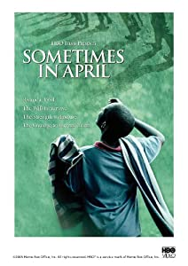"""Cover of """"Sometimes in April"""""""