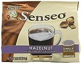 Senseo Vienna Hazelnut Waltz Coffee, 16-Count Pods (Pack of 6)