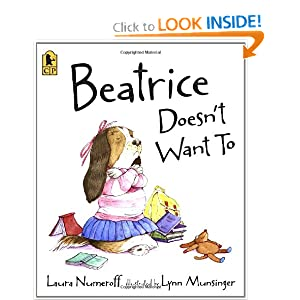 Beatrice Doesn't Want To