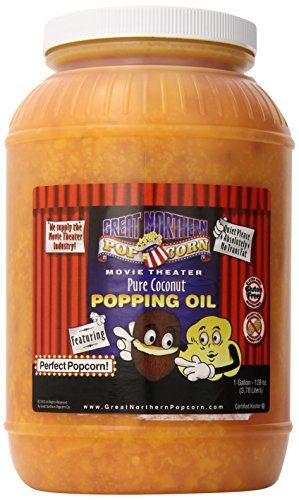 Great Northern Yellow Coconut Popcorn Oil
