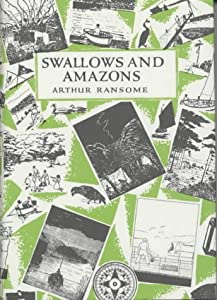 "Cover of ""Swallows and Amazons"""