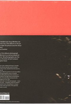 Livres Couvertures de Catwalking photographs by Chris Moore