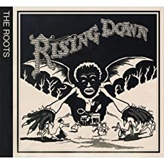 the roots rising down album cover