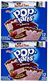 Kellogg's Pop-Tarts Toaster Pastries - Frosted Cherry - 12 ct
