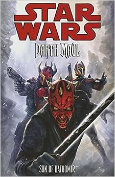 Star Wars: Darth Maul - Son of Dathomir Book Cover