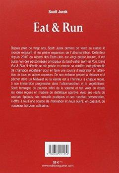 Livres Couvertures de Eat & Run : Mon improbable ascension jusqu'au sommet de l'ultramarathon