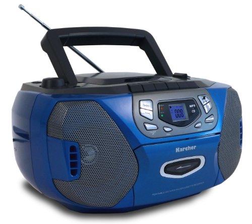 Karcher Rr 508 Radio Kassettenrekorder Cdmp3 Player Amfm Radio
