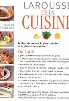 Muhab Hotrodpdfbook Telecharger Larousse De La Cuisine 1600