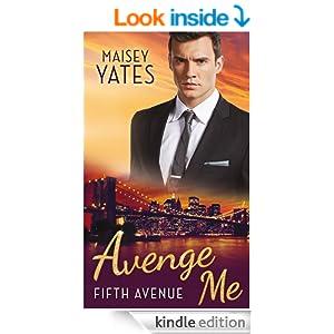 Avenge Me (Mills & Boon M&B) (FIFTH AVENUE)