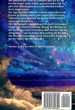 Livres Couvertures de Mission Triangulum: MULTIVERSUM Zyklus 2