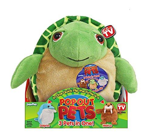 51Qsa919tRL - What's in the box: Pokemon Plushies #1 (Plush Stuffed animals)