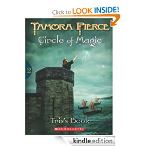 Tamora Pierce Tris's Book