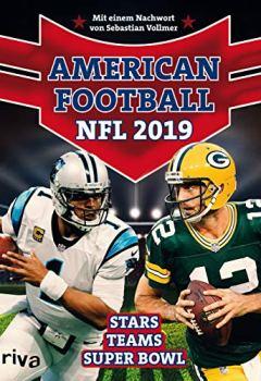 Buchdeckel von American Football: NFL 2019: Stars. Teams. Superbowl