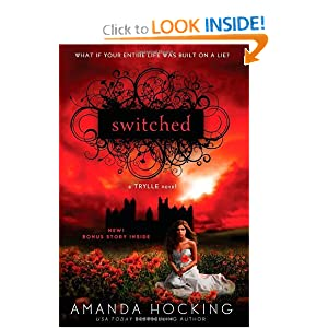 Switched (Trylle Trilogy)