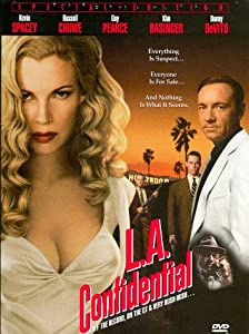 """Cover of """"L.A. Confidential (Snap Case)"""""""