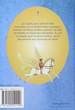 Livres Couvertures de MYTHES GRECS POUR LES PETITS